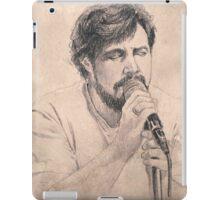 "Caleb Hyles, ""Auburn Sings""  iPad Case/Skin"