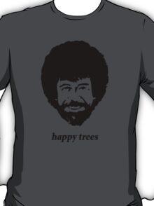 Bob Ross - happy trees T-Shirt