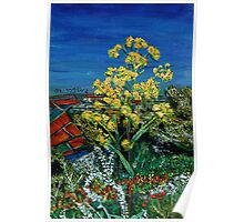 As the Sun Can Be on a Day of SPRING Poster