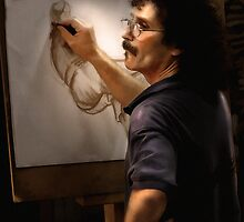 Art of an Artist by Graham Jones