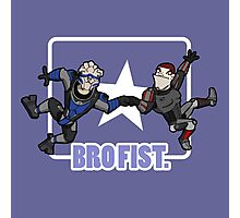 Bro's 4 life - Mass Effect Photographic Print