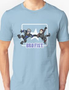 Bro's 4 life - Mass Effect T-Shirt