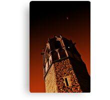 Dark Tower Canvas Print