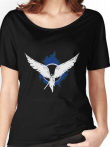 Angel Bluemoon Women's Relaxed Fit T-Shirt