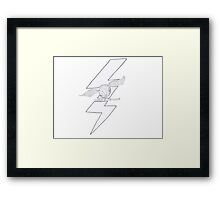 Harry Potter - I open at the close Framed Print