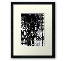 id: Framed Print