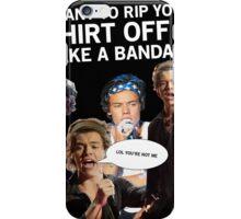 Harry iPhone Case/Skin