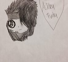 Ashley Purdy Chibi Drawings by MCRmyTHIRTEEN