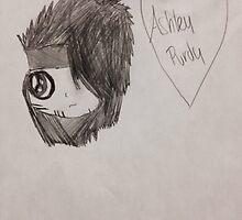 Ashley Purdy Chibi Drawings by MCRmyTHIRTEEN
