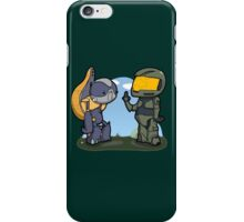 Poor missunderstood grunt... iPhone Case/Skin