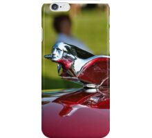 Cadillac Hood Ornament iPhone Case/Skin