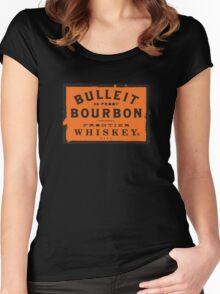 Bulleit Bourbon Women's Fitted Scoop T-Shirt