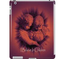 Pray For Children Around The World iPad Case/Skin