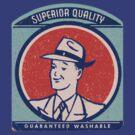 Superior Quality Man by SusanSanford