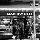 Deli 45th by Geoff White