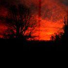 Skies of Fire by resada