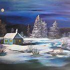 Peaceful Night by resada