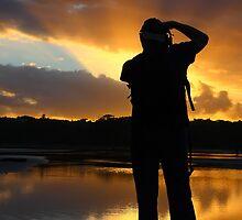 Sunset Photographer by Izak van der Merwe