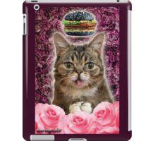 Burger BB Bub iPad Case/Skin