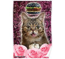 Burger BB Bub Poster