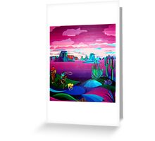 Round Up Greeting Card