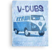 V-Dubs Canvas Print
