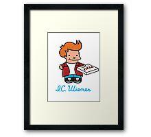 I.C. Wiener Framed Print