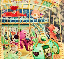 Nautical Carousel by colonelle