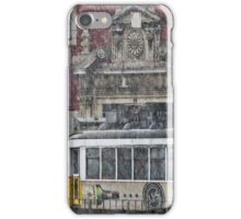 A storm in Lisbon iPhone Case/Skin