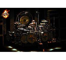 Alex Van Halen Live in Toronto 2007 Photographic Print