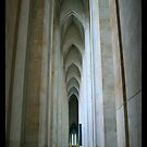 Guildford Cathedral by daveyt
