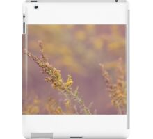 A little weed iPad Case/Skin