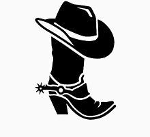 Cowboy boot hat Unisex T-Shirt