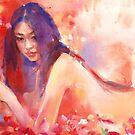 Ophelia...AKANE by vasenoir