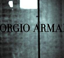 Armani by Jonathan Yeo