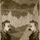 Nietzsche, Meet Nietzsche (In the Black Forest) by Conrad Stryker