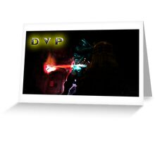 D.V.P. Greeting Card