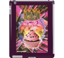 QUEEN CUPCAKE iPad Case/Skin