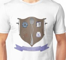 Spoonie Coat of Arms Unisex T-Shirt