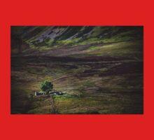 Snowdon Landscape One Piece - Short Sleeve