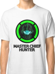 Master Chief Hunter - Achievement Hunter & Halo Mix Classic T-Shirt