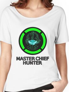 Master Chief Hunter - Achievement Hunter & Halo Mix Women's Relaxed Fit T-Shirt