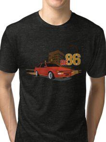 Urban AE86 Tri-blend T-Shirt