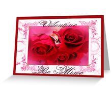 valentine 5 Greeting Card