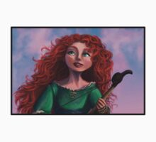 Merida from Brave Kids Clothes