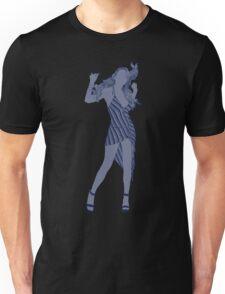 fashion girl 002 Unisex T-Shirt