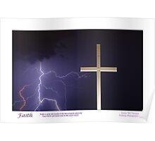 """""""Faith"""" Poster"""