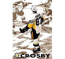 Sidney Crosby Photographic Print