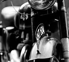 Old Timer in Mono by PbArtworks