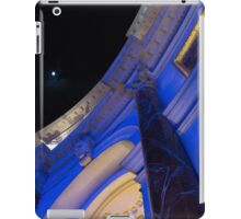 Moon at the Forum iPad Case/Skin